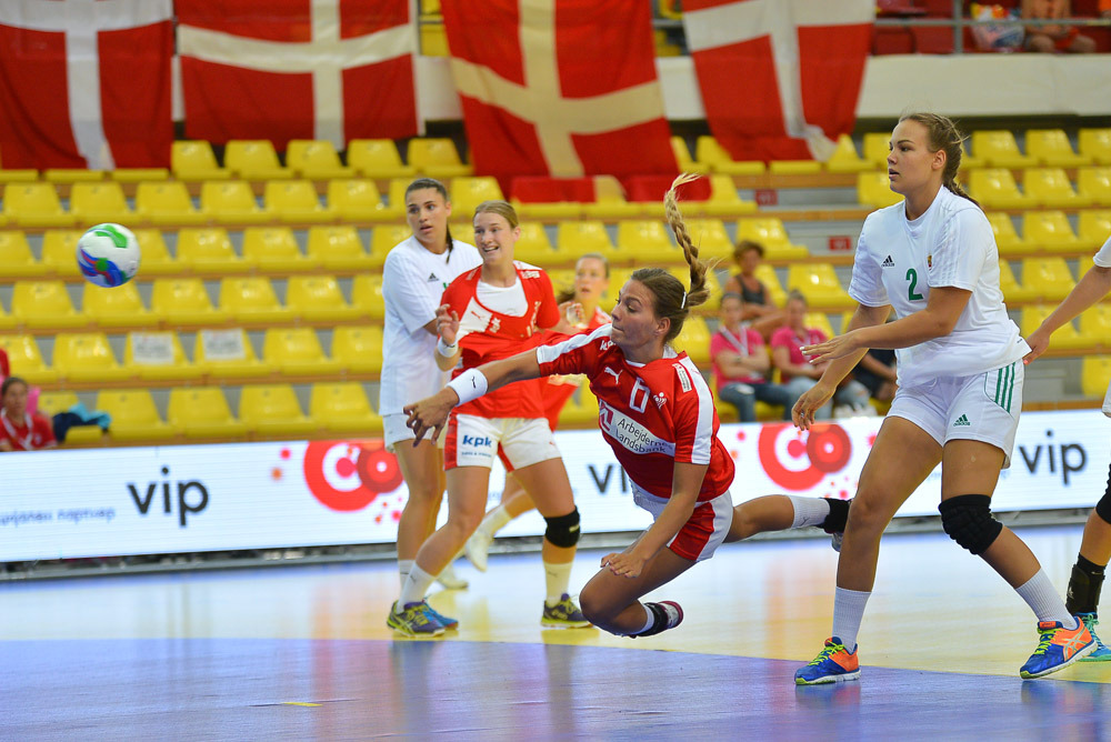 Denmark wins thanks to goalkeeper Sorensen