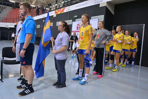 SWEDEN REACH MAIN ROUND